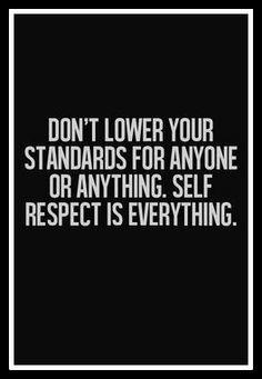lower standards